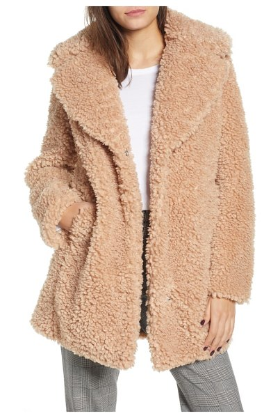 kensie-faux-shearling-coat
