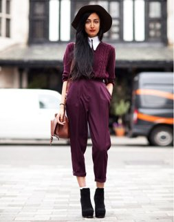 BURGUNDY-street-style-outfit-ideas-to-wear-right-now-this-fall-wine-1