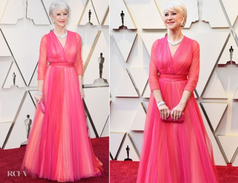 Helen-Mirren-In-Schiaparelli-Haute-Couture-2019-Oscars