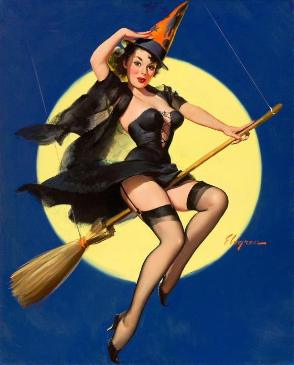 halloween-witch-pinup-girl-tilen-hrovatic